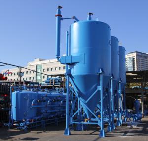 HTXL nước thải 2400m3/ngày