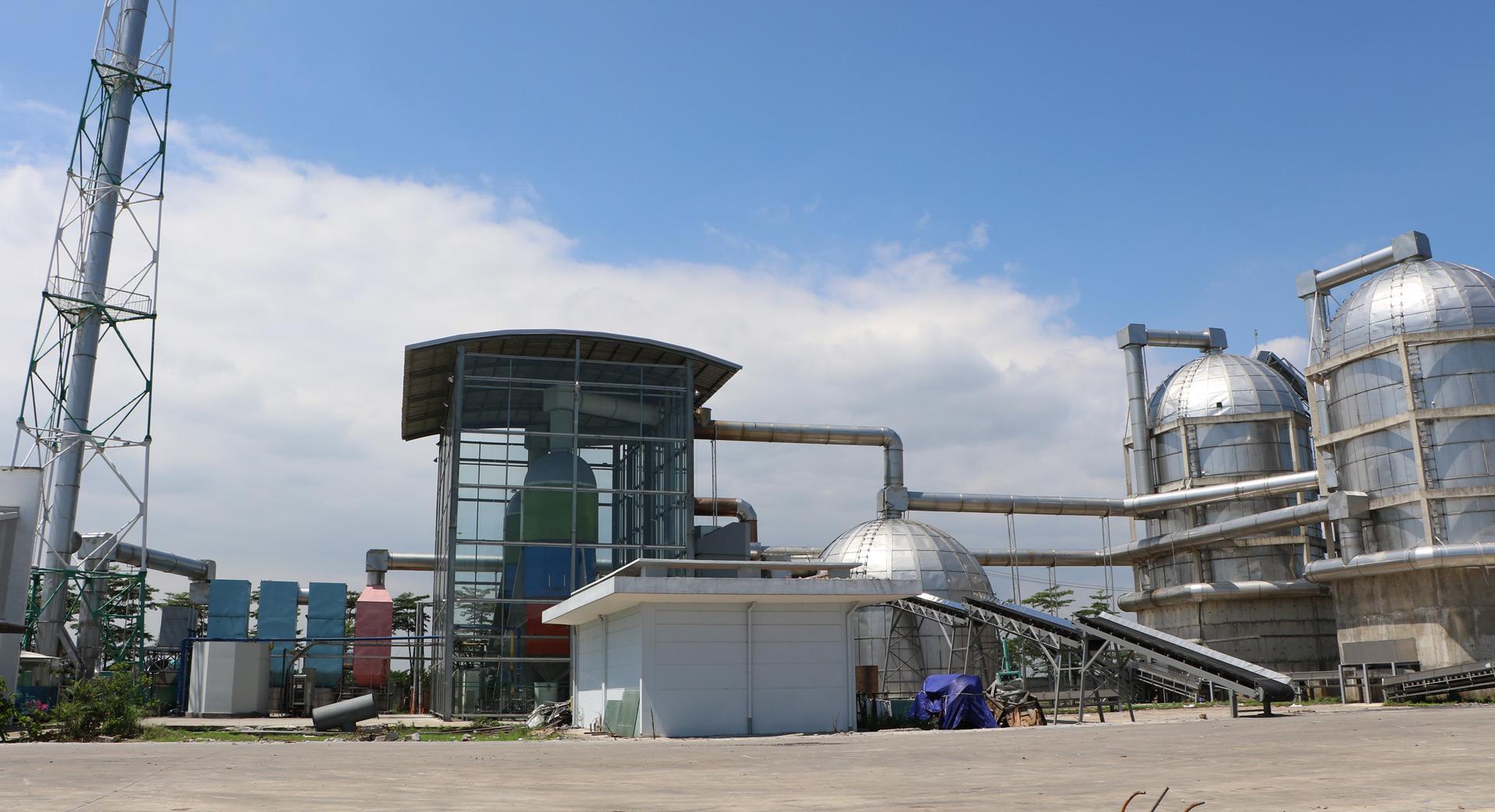 Nhà máy xử lý rác Petech